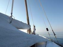 target720_1_ jacht Obraz Stock