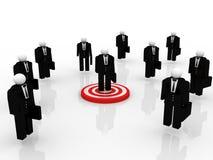 Target Marketing Royalty Free Stock Photography