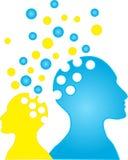 Target marketing creative thinking Stock Photography