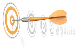 Target Marketing. Stock Photography