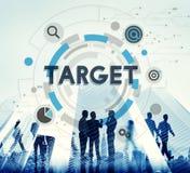 Target Mission Goal Aim Inspiration Concept Stock Images