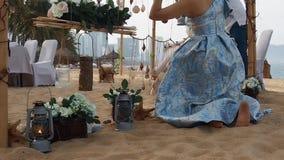 TARGET153_1_ na plaży zbiory wideo