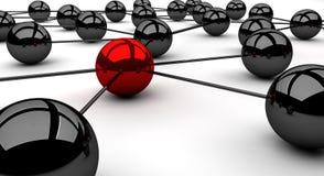 Target node Stock Image