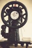 target1190_1_ odizolowywający maszynowej ścieżki szwalny rocznik Obraz Royalty Free