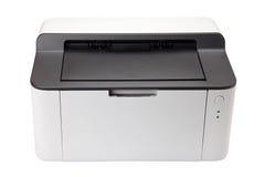 target1240_1_ odosobniony laserowy ścieżki drukarki biel Obraz Stock