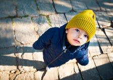 target1631_0_ patrzeć dziecko kamera obraz royalty free