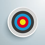 Target PiAd Royalty Free Stock Photography