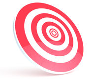 Target pic Stock Photography