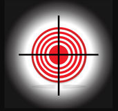 Target point Royalty Free Stock Images
