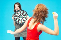 Target Practice 2 royalty free stock photography