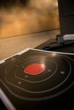 Target Practice Shooting Range Stock Image