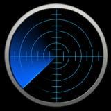Target radar tech Stock Image