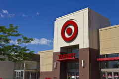 Target Retail Store Entrance IV Royalty Free Stock Photography