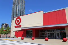 Target Retail Store Royalty Free Stock Photos