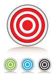Target selection Royalty Free Stock Image