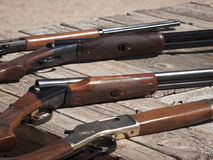 Target Shooting Royalty Free Stock Images