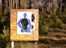 Target Shooting Stock Photography
