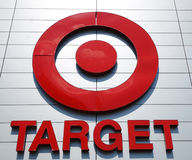 Target Sign Stock Image