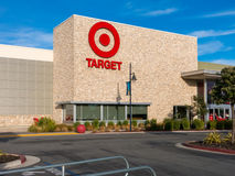 Target Store Exterior Royalty Free Stock Images