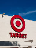 Target Store Exterior Royalty Free Stock Photo