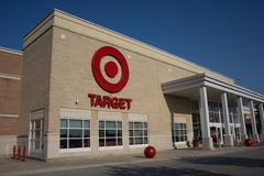 Target Store. JACKSONVILLE, FL-MAY 22, 2014: A Target store in Jacksonville. Target Corporation is the second-largest discount retailer in the United States and stock photography