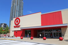 Target store Royalty Free Stock Photography