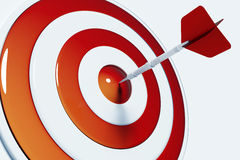Target and  Success Stock Photos