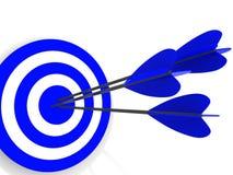 Target. Success concept. Stock Photography
