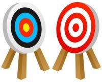 Target Success Concept Stock Photography