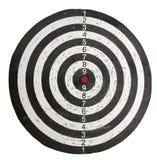 Target - Success topic. Darts - goal, aim, target to reach success Stock Images