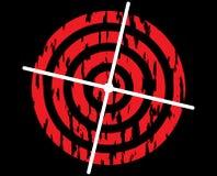 Target symbol. Stock Photography