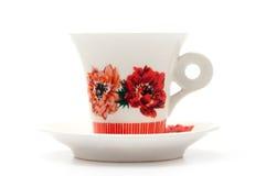 target925_0_ szczęśliwy ustalony herbaciany rocznik Obraz Stock