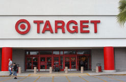 Target to lay off employees Royalty Free Stock Photos
