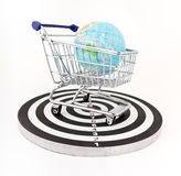Target World Stock Images