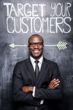 Target your customers! Royalty Free Stock Photo