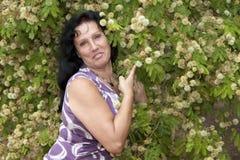 target1001_0_ kobieta Zdjęcie Stock