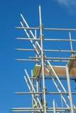 TARGET1097_1_ na plac budowy Obraz Stock