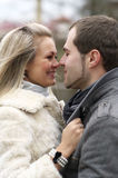 target1153_1_ szczęśliwych mężczyzna kobiety potomstwa Obraz Royalty Free