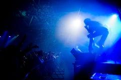 target1183_0_ koncertowi ludzie Zdjęcia Royalty Free