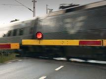 target1229_1_ drogowego pociąg Obraz Stock