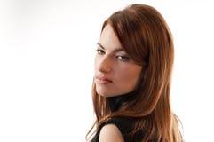 target1290_0_ nad sholder kobietami Zdjęcia Royalty Free