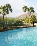target1353_1_ zero luksusowy horyzontu basen Obraz Royalty Free