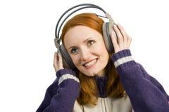 target1454_0_ kobiety atrakcyjni piękni hełmofony Fotografia Stock