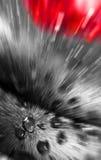 target1469_0_ abstrakcjonistyczne krople Zdjęcie Stock