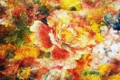 TARGET148_1_ róże Zdjęcie Royalty Free