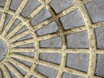 target1484_0_ starego kamień Zdjęcie Stock