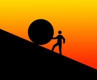 target15_1_ ciężki Zdjęcie Stock
