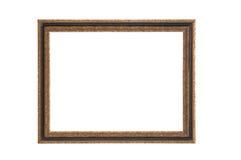 target15_1_ pusta rama odizolowywający ścieżki obrazek Obraz Royalty Free