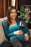target1518_0_ do domu wino zdjęcie stock