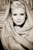 target159_0_ potomstwa piękno arabska przesłona obrazy stock